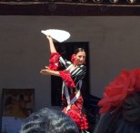 The Spirit of Fiesta wows that audience. Photo by Monica Orozco.