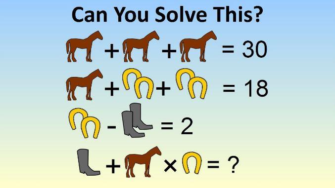 horse math