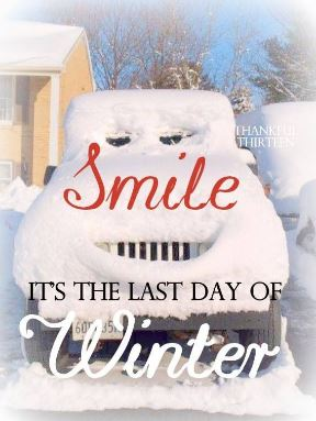 last day of winter