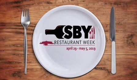 sby restaurant week