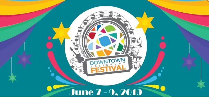 downtown salisbury festival