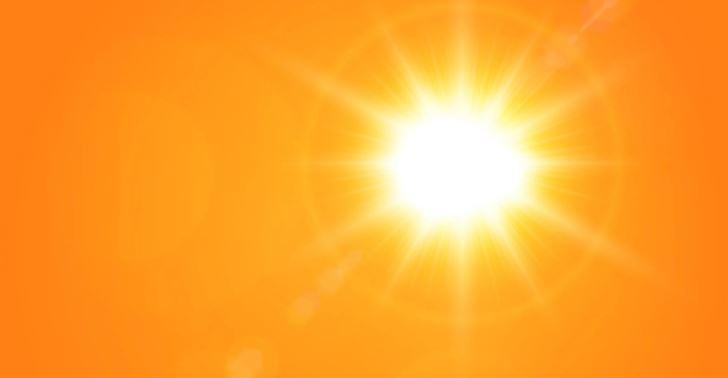 above average heat