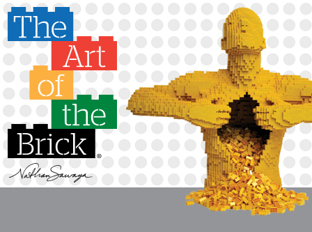 Image result for art of the brick