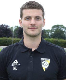 Trainer Nils Leunig