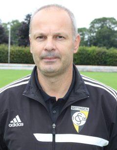Co-Trainer Jürgen Bock