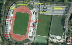 Übersichtsplan Jahnstadion