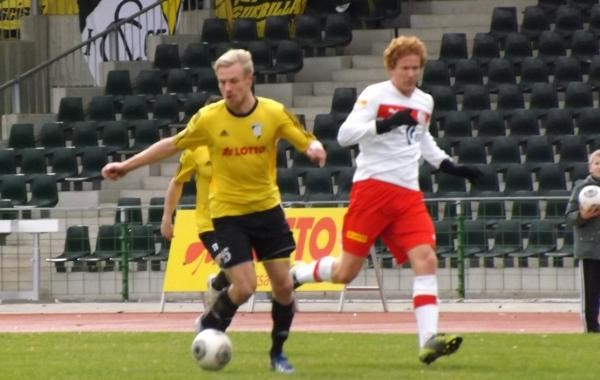 1.SC Göttingen 05 gewinnt gegen VfV Borussia 06 Hildesheim