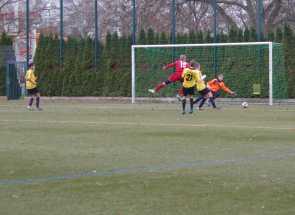 U15 Pokal vs Peine 06