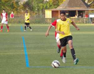 U16 vs Sparta 012