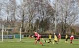 ... und Moritz Bartels versenkt den Ball...