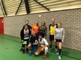 Zilveren konijn gewonnen door team De Duinkonijnen
