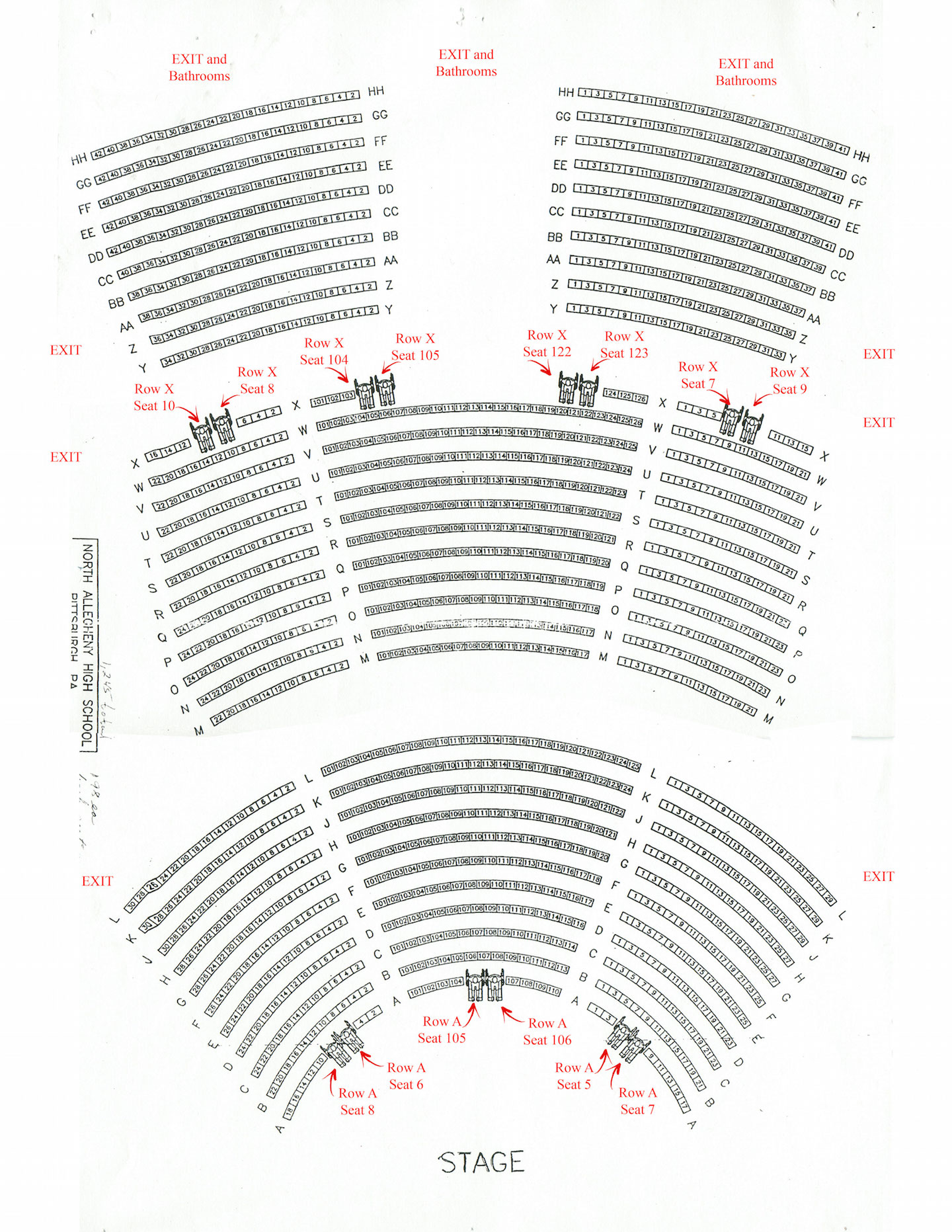Tickets For Na Spring Musical