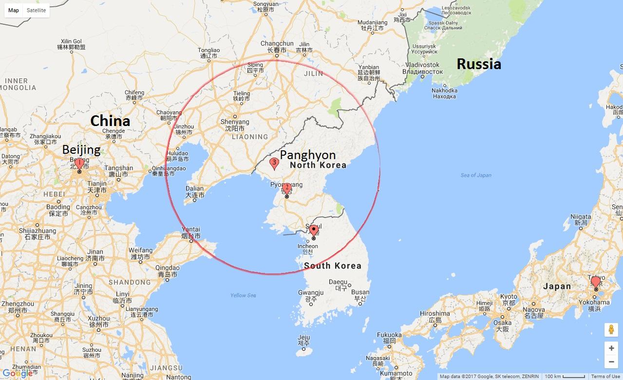 North Korea Is A Major Threat To China