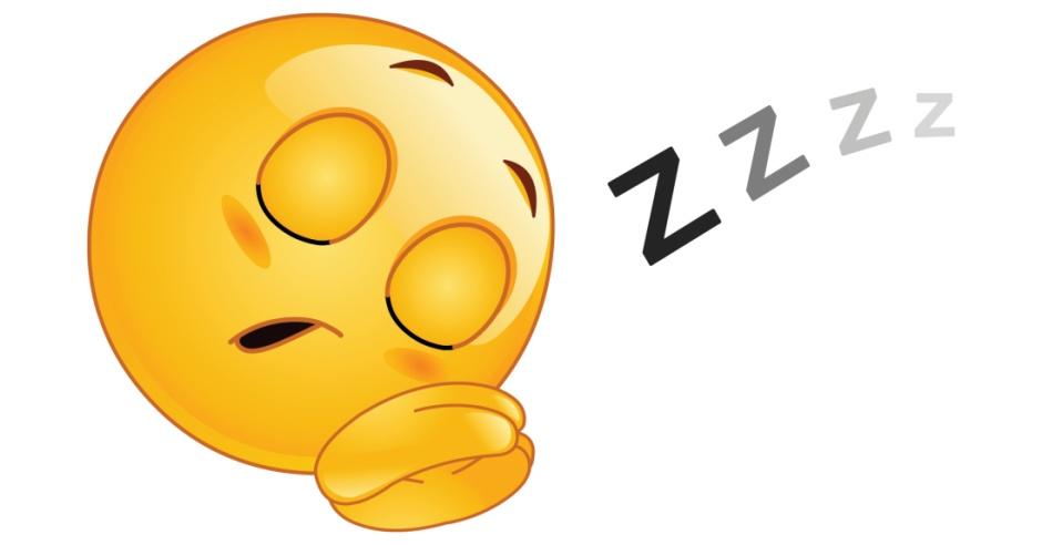 Sleeping Smiley