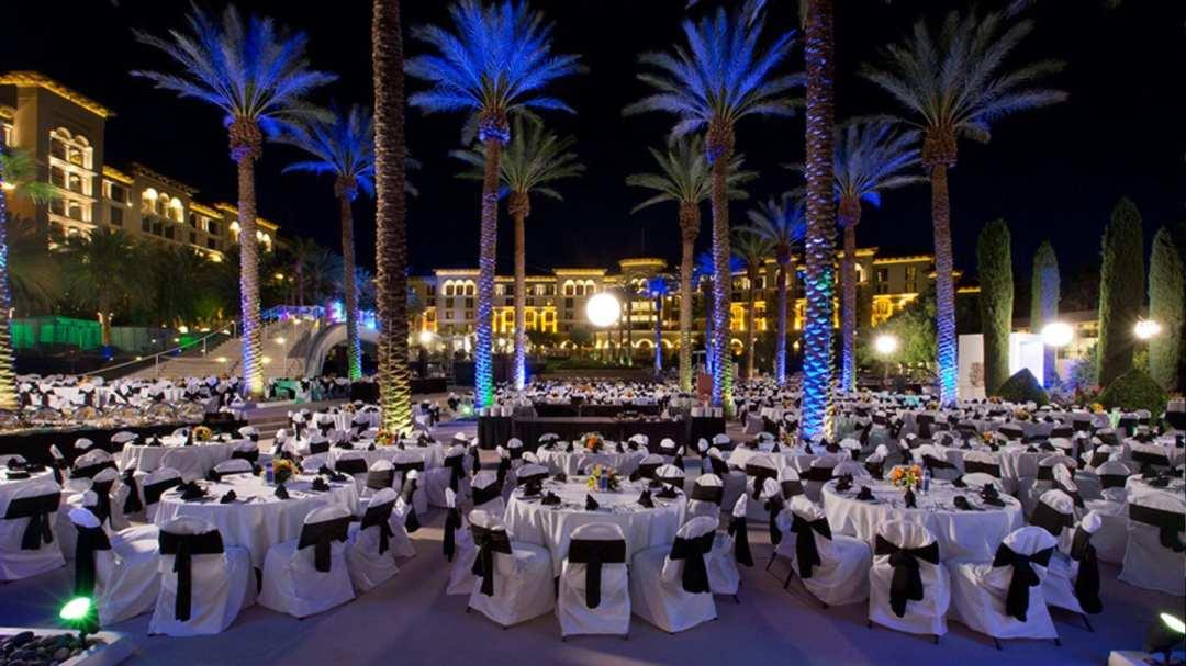 GVR Poolside Banquet