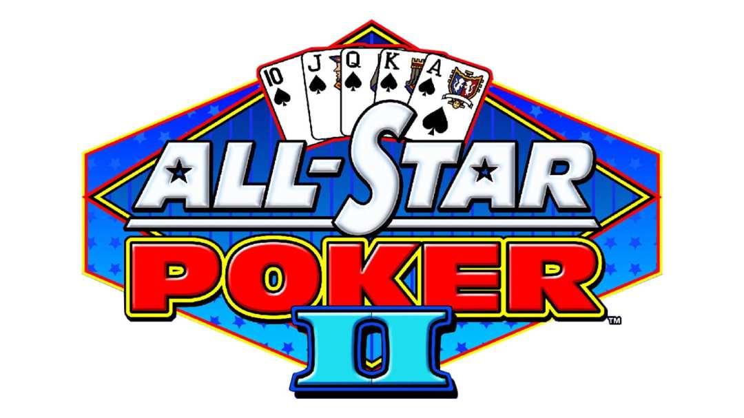 All-Star Poker II Logo