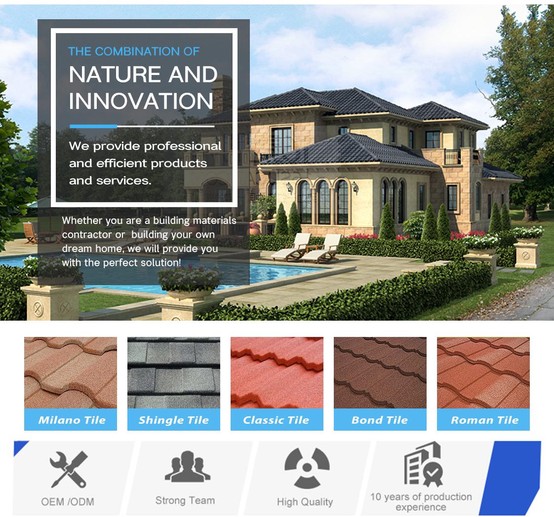 lower noise classic tile roof tiles