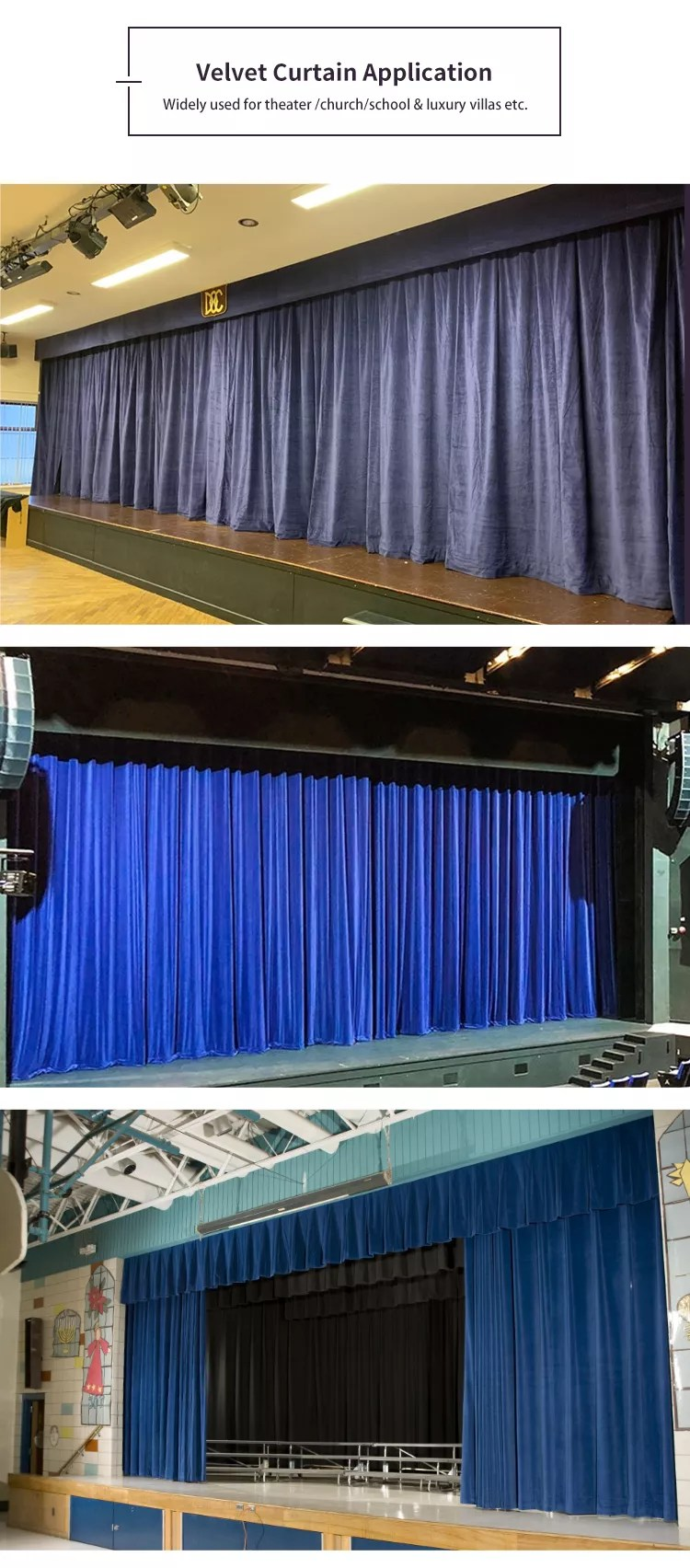 high quality velvet fabric fire retardant background theater curtain buy high quality background theater curtain theater curtain velvet fabric