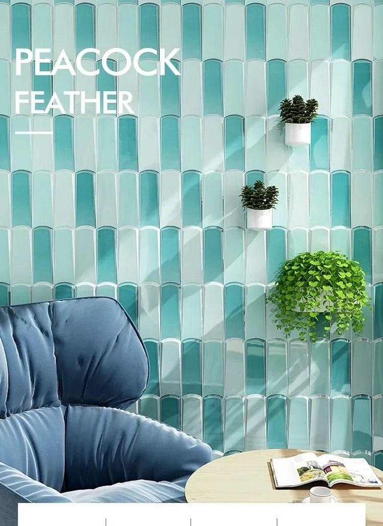 glossy emerald green beveled tile kitchen bathroom decoration herringbone subway wall tile backsplash buy beveled tile emerald green subway
