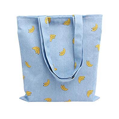 2019 New Fashion Hot Selling Standard Size Cotton Canvas Tote  Bag