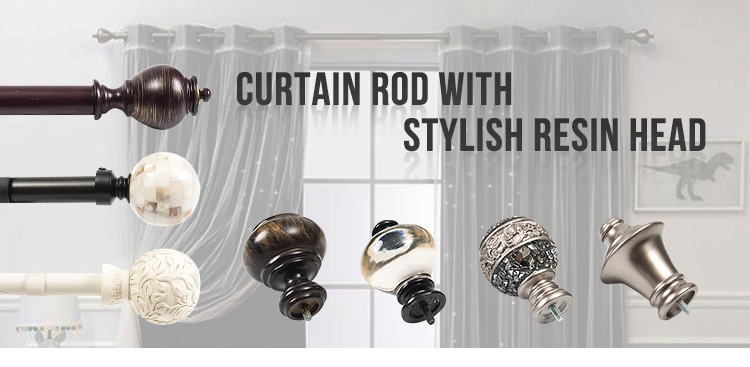 factory price custom design metal curtain pole safety kids curtain rods finial buy modern curtain finials safety kids curtain rods finial fancy