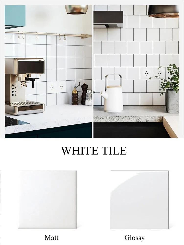 10x10 square shape white kitchen backsplash ceramic bathroom wall tile buy square white tile ceramic wall tile 10x10 kitchen tile white product on