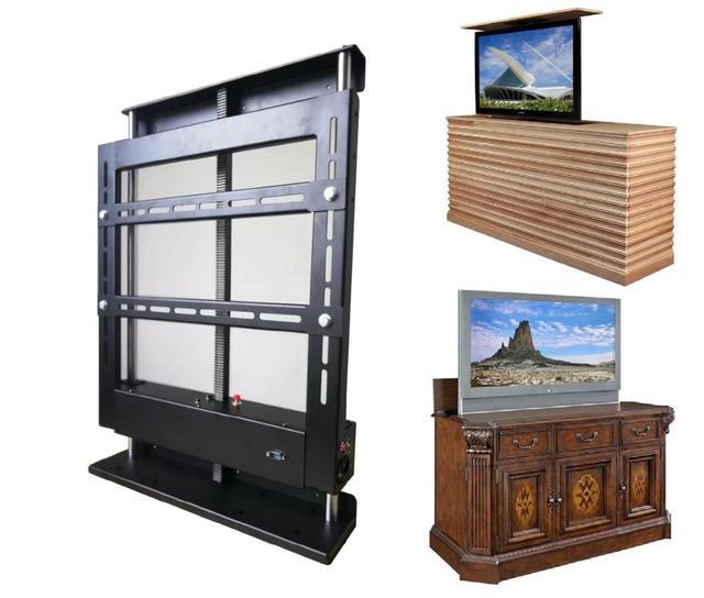 kingseven mecanisme de levage automatique de television pour chambre a coucher salon meuble tv 42 55 pouces buy ascenseur automatique meuble tv tv