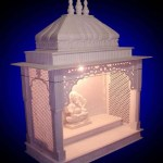 White Marble Mandir For Home Buy White Marble Mandir For Home Mandir Temple For Home Marble Mandir Design Product On Alibaba Com