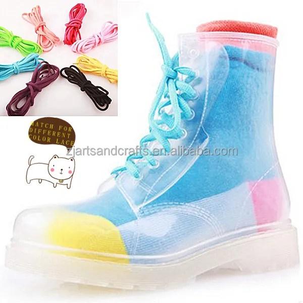 bottes de pluie martin pour femmes legeres transparentes plates adaptees aux chaussettes buy botte de pluie plate bottes de pluie transparentes en