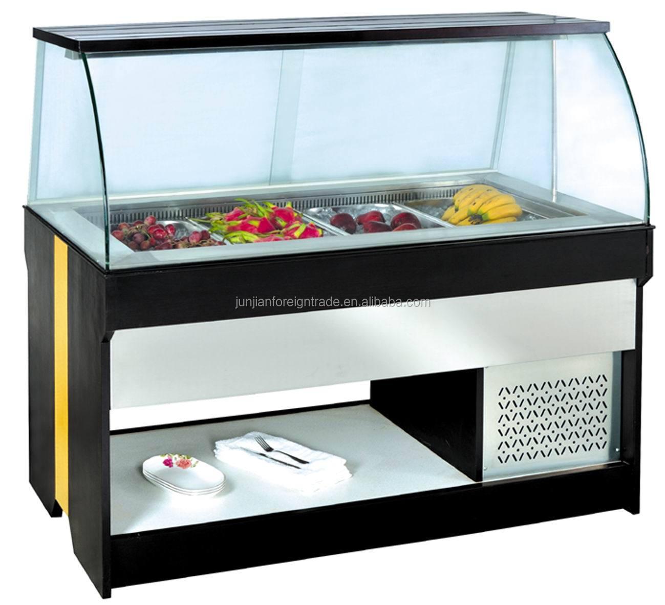 Commercial Salad Bar Equipment