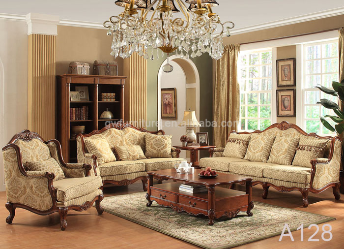 Victoria Leather Living Room Sets Style