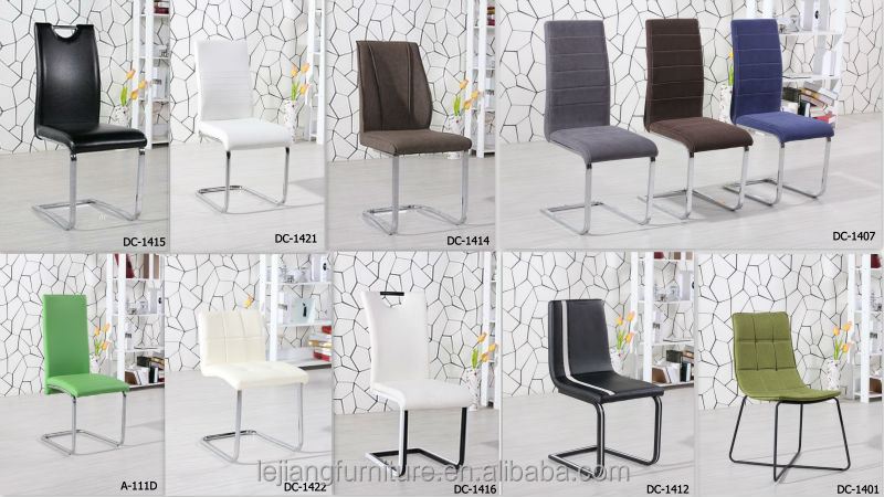 Modern High Back Dining Chairsstainless Steel Dining
