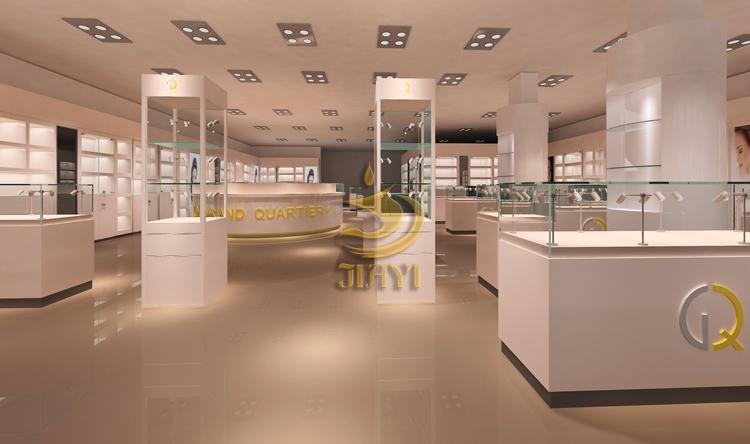 vitrine de bijoux d occasion luxueux et au design original accessoire en verre design de meubles pour magasin de bijoux buy vitrines de bijoux