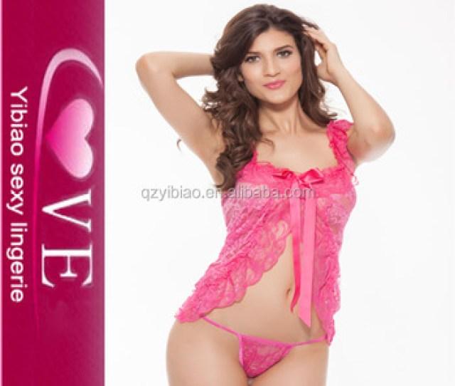 Sheer Erotic Sex Lingerie Girls Bedroom Sexy Nighty For Honeymoon