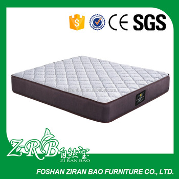 Price Knitted Fabric Bonnell Spring Mattress Zrb 260