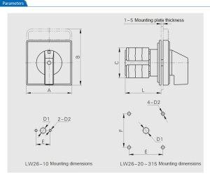 Generator Automatic Transfer Switch Wiring Diagram Lw2620