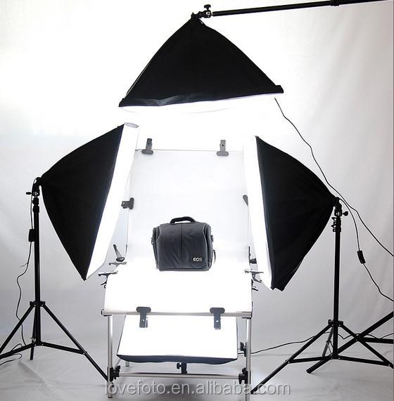 2015 new pro portable lighting studio kit for small product shooting buy portable lighting studio kit portable photo studio kits portable studio