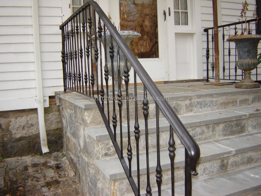 Wrought Iron Railings For Outdoor Stair Steps Lowes Buy Outdoor Stair Steps Lowes Wrought Iron | Wrought Iron Railings For Outside Steps