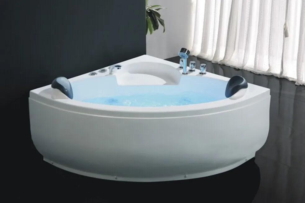 baignoire a double main en bois massif prix de baignoire antique baignoire d angle 120x120 buy baignoire d angle 120x120 prix de la baignoire
