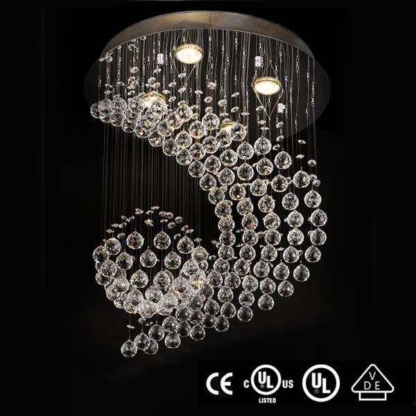 Rock Crystal Chandelier Parts Supplieranufacturers At Alibaba
