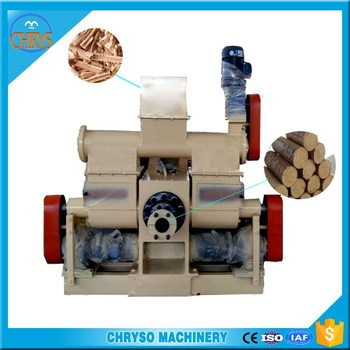 European Technology Hydraulic Biomass Sawdust Briquette Machine For Sale