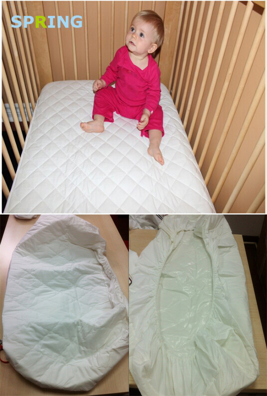 Manufacturers Of Waterproof Baby Crib Ed Mattress Pad Protector