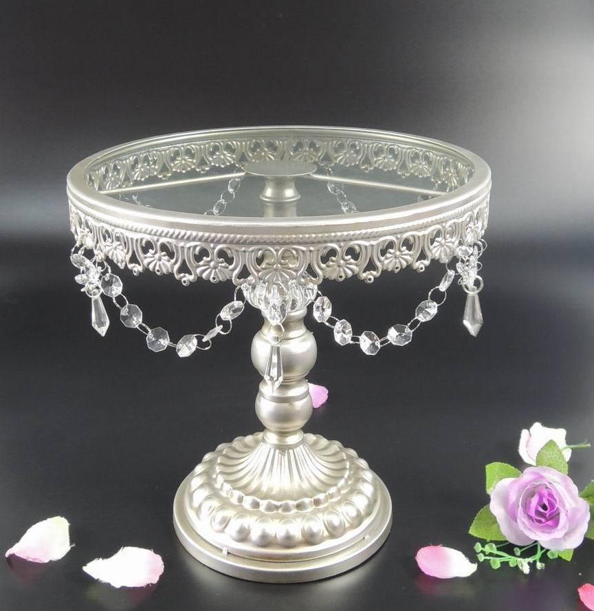 style francais antique blanc support de gateau de mariage
