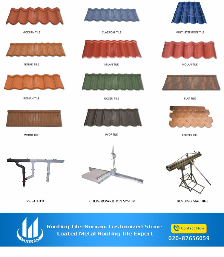 spanish tile roof m05 guangzhou nuoran building material co ltd