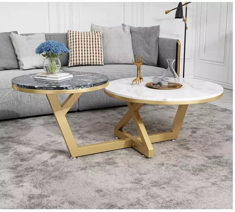 luxury italian quartz top small round marble and glass coffee table buy coffee table with glass top modern marble coffee table coffee marble