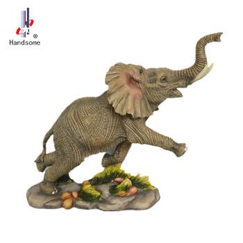 12 5 New Product Elephant Tube Elephant Tube Party Statues