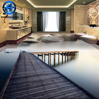 Casahotel Floor Sticker 3d Pavimento In Pvcautoadesivo Della Parete Impermeabile Autoadesivo Piano Murale Del Pvc Adesivo Buy 3d