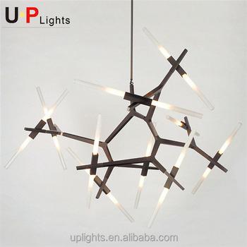 European Design Contemporary Led Pendant Lights Modern Chandelier Lighting