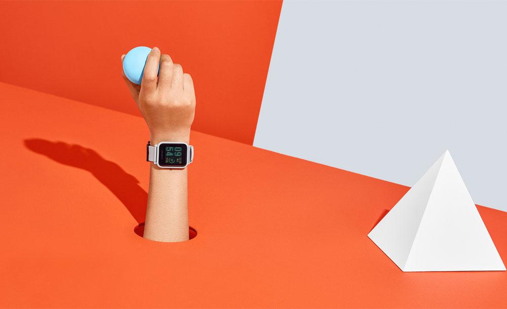 Original Xiaomi Huami Amazfit Youth Smart Bip Bit Face GPS Fitness Tacker Heart Rate Monitor IP68 Waterproof English Version (2)