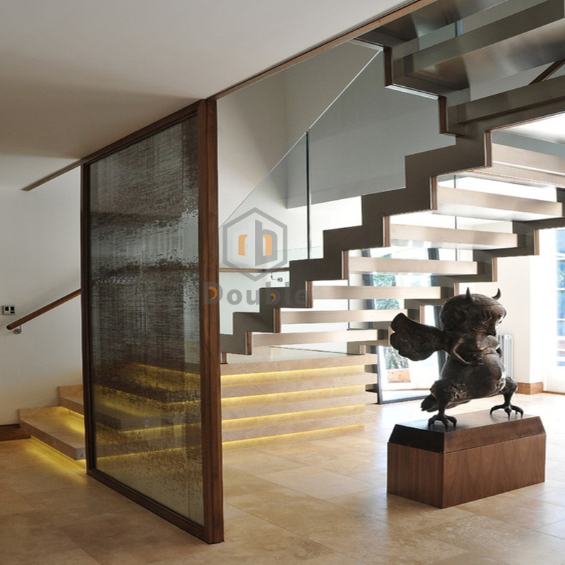 Modern Duplex House Stairs Granite Tread Bespoke Staircase Buy   Stairs Design For Duplex House   Rcc   Residential   Exterior   Indian   Indoor